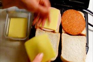 Sandwichtoaster - Rezepte für leckere Brote