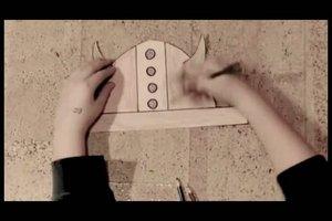 Wikingerhelm aus Pappe basteln