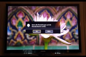 Samsung TV: Werkseinstellung - so klappt die Wiederherstellung