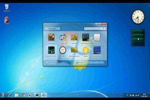 Börse-Minianwendung in Windows 7 nutzen - so geht's