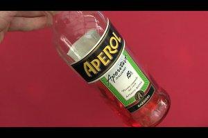Aperol mit Sekt - so mischen Sie richtig