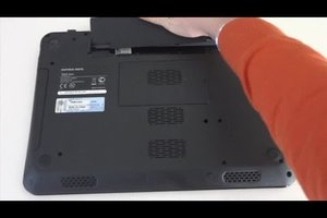 Laptop - Batterie wechseln