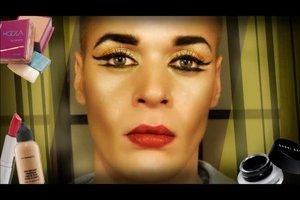 Faschingsschminke für Ägypterin - so werden Sie zu Cleopatra