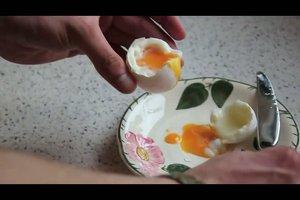 Weiche Eier kochen - so geht´s