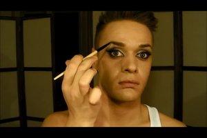 Katzen-Make-up - so sehen Sie an Fasching verführerisch aus