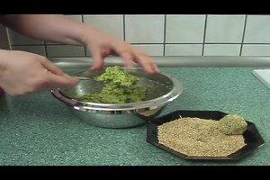 Kichererbsen aus der Dose - so gelingt Falafel damit