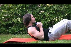 Statt Sixpack in 2 Wochen - Bauchmuskeln gesund trainieren