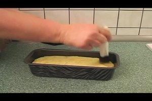 Brot backen - mit Buchweizen geht es so