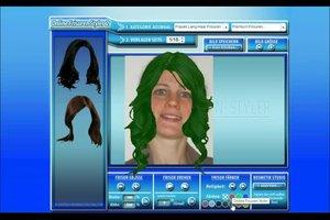 Haarfarbentester - online den Farbwechsel mit einem Foto ausprobieren