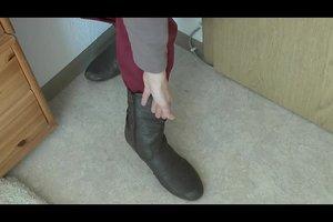 Braune Stiefel richtig kombinieren - so gelingt es