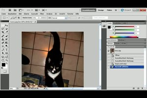 Bilder schärfer machen - verschwommene Bilder mit Photoshop schärfen