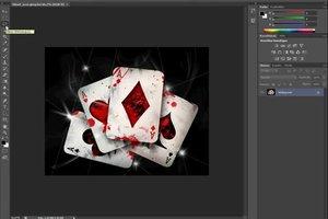 Photoshop CS 6 - die ersten Schritte