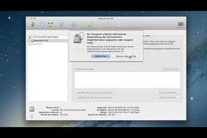 Mac OS X Lion - ohne CD reparieren Sie das Betriebssystem so