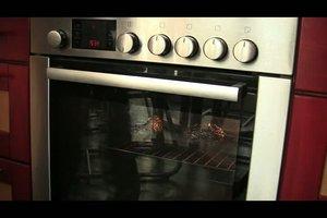 Folienkartoffeln im Backofen zubereiten
