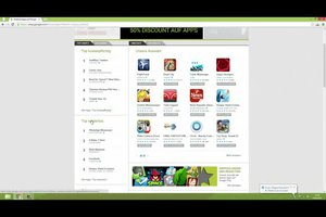 Android Apps Laden