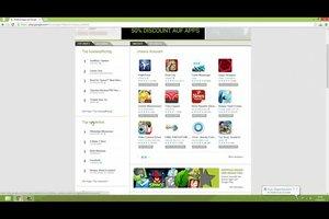 Android-Apps auf PC laden - so funktioniert es