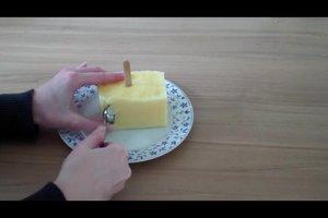 Tschisi-Eis - so stellen Sie es selbst her