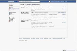 Bei Facebook anonym bleiben- so gelingt's