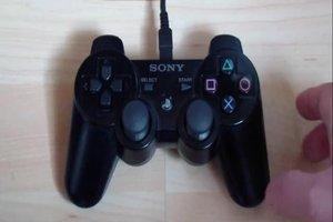PS3 Controller am PC anschließen - Anleitung