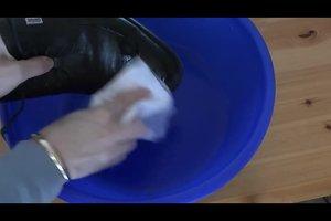 Leder weich machen - Hausmittel dafür verwenden