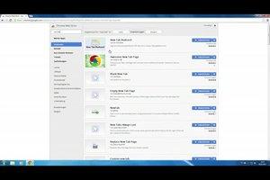 Bei Google Chrome meistbesuchte Seiten ausstellen - so klappt's