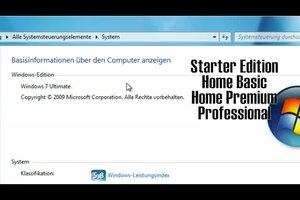 Welche Windows-7-Version habe ich? - So ermitteln Sie es