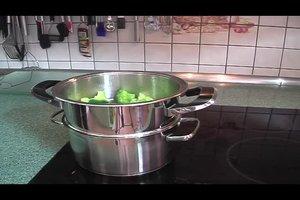 Kochzeit von Broccoli richtig einschätzen - so garen Sie das Gemüse schonend