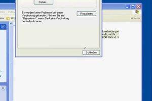Anleitung - Router IP herausfinden