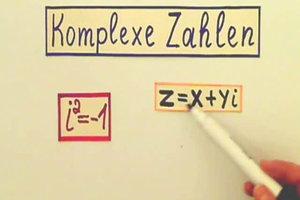 Komplexe Zahlen - Gleichungen damit lösen Sie so