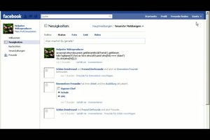 Facebook Profile Anschauen