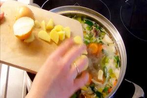 Fondue-Rezepte mit Brühe