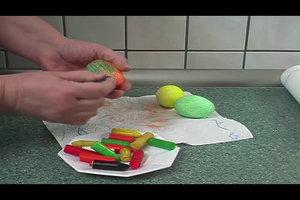 Muster für Ostereier selber entwerfen - so werden Sie kreativ