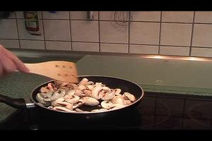 Pilze braten: wie lange und bei welcher Hitze? - Kochtipps