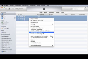 iTunes-Dateien in MP3 umwandeln - so gelingt's
