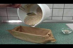 Eiweiß-Brot - Rezept