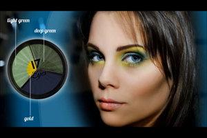 Meerjungfrau schminken - so gelingt ein aufsehenerregendes Faschings-Make-up