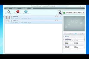 FLV zusammenfügen - so klappt's mit den Dateien
