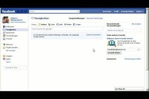Wie kann ich bei Facebook eine Freundschaftsanfrage rückgängig machen?