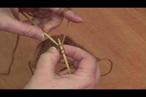 Stricken - eine Anleitung zum Maschen aufnehmen
