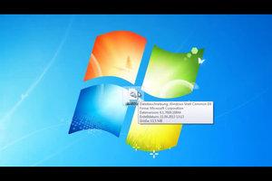 Allgemeine Windows-Shell-DLL öffnen