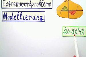 Einfache Extremwertprobleme lösen - so gehen Sie vor