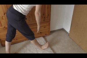 Dicke Waden - so trainieren Sie sie schlank