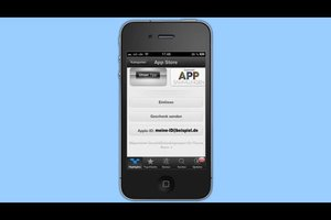 Wo steht die Apple-ID beim iPhone 4? - So finden Sie sie