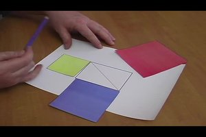 Wie berechnet man die Diagonale eines Rechtecks - so geht's