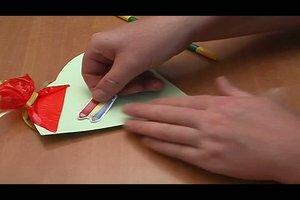 Kreative Einladungen zum Schulanfang basteln - Anleitung
