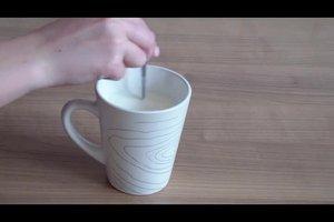 Milch in der Mikrowelle erhitzen - so machen Sie es richtig