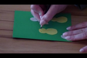 Zu Ostern malen und basteln - Ideen und Anregungen