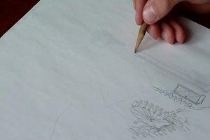 Zeichnen für Anfänger - erste Übungen