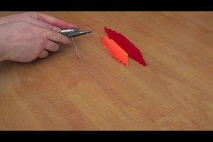 Schmetterlinge aus Papier basteln - so funktioniert's