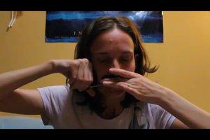 Einen Bart basteln für Fasching - so geht der Schnauzer